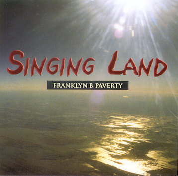 CD cover for Singing Land CD