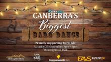 Canberra's Biggest Barn Dance
